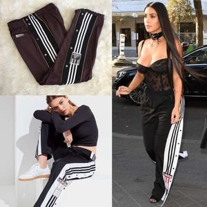 adidas Pants - Adidas Originals Breakaway Tear Away Track Pants  sc 1 st  Poshmark & adidas Pants | Originals Breakaway Tear Away Track | Poshmark